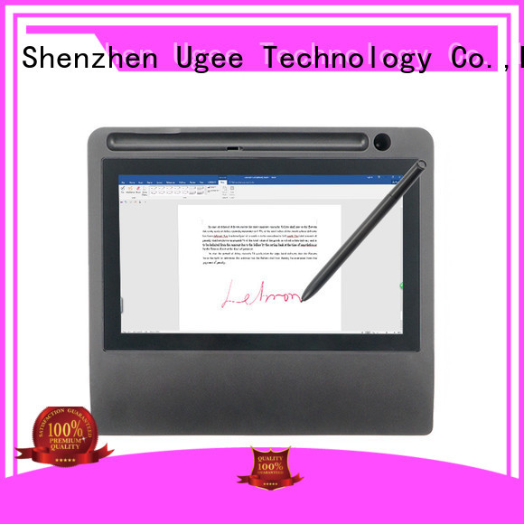 7 Inch Tft Lcd Electromagnetic Electronic Signature Pad With